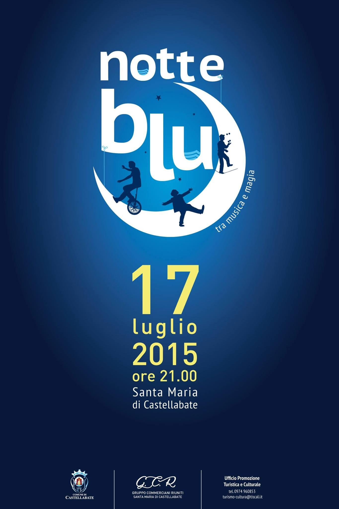 Notte blu 2015