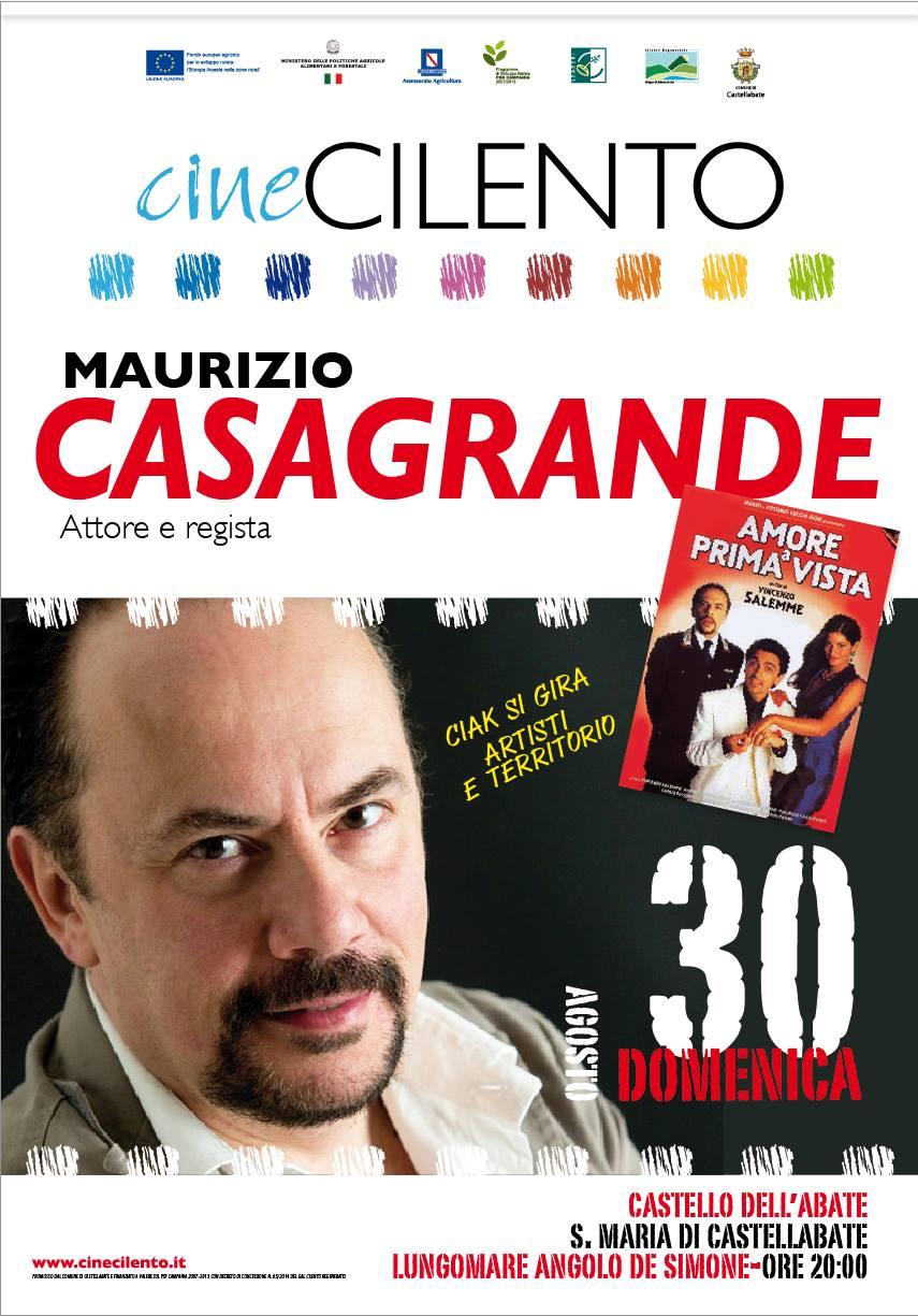 Cinecilento Castellabate Maurizio Casagrande