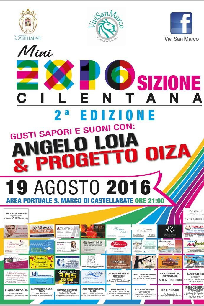 San Marco di Castellabate Mini Exposizione Cilentana 2016