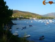 Pineta e baia di Ogliastro Marina
