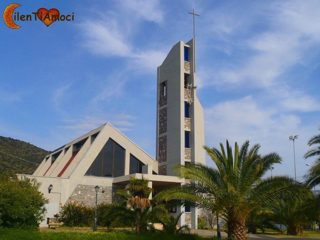 Chiesa della Santissima Immacolata, Lago di Castellabate