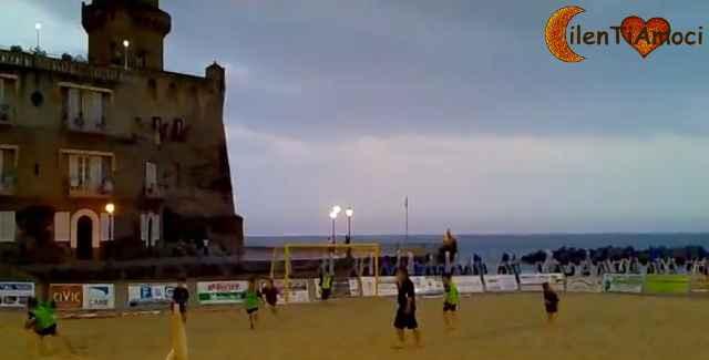 beach soccer castellabate R