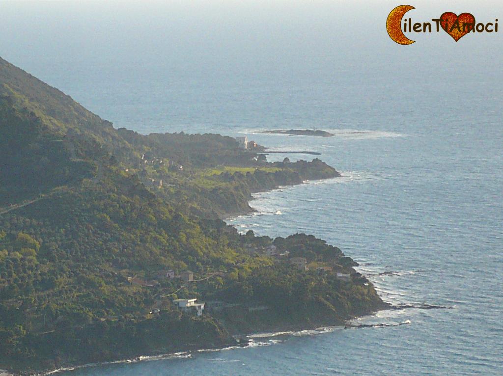 Isola e punta Licosa, Castellabate
