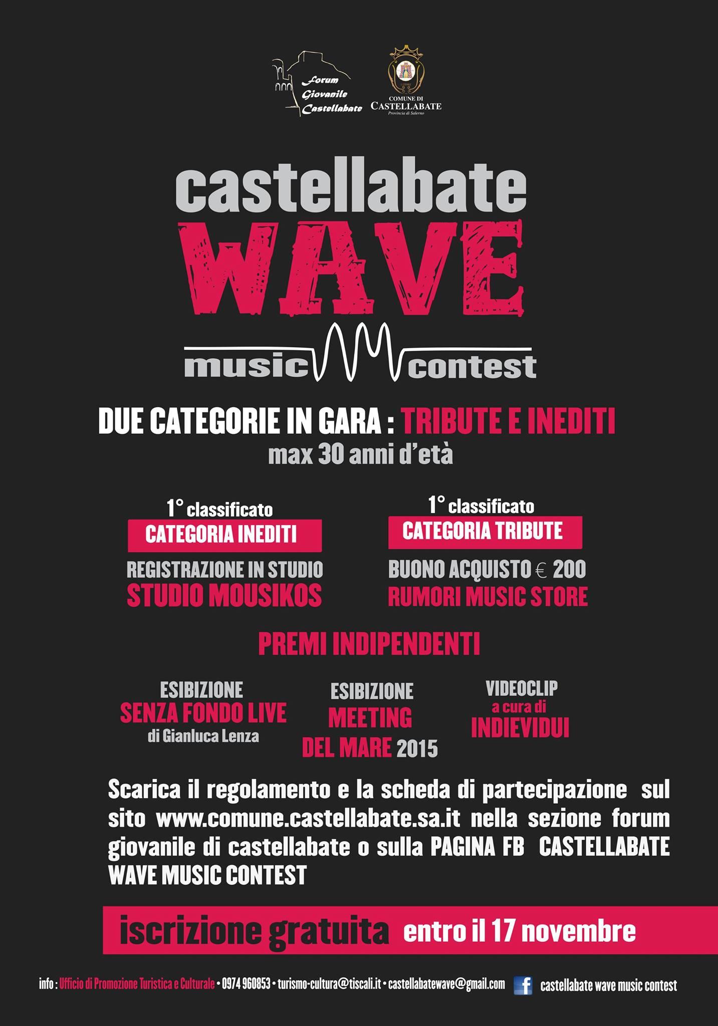 Castellabate Wave music contest