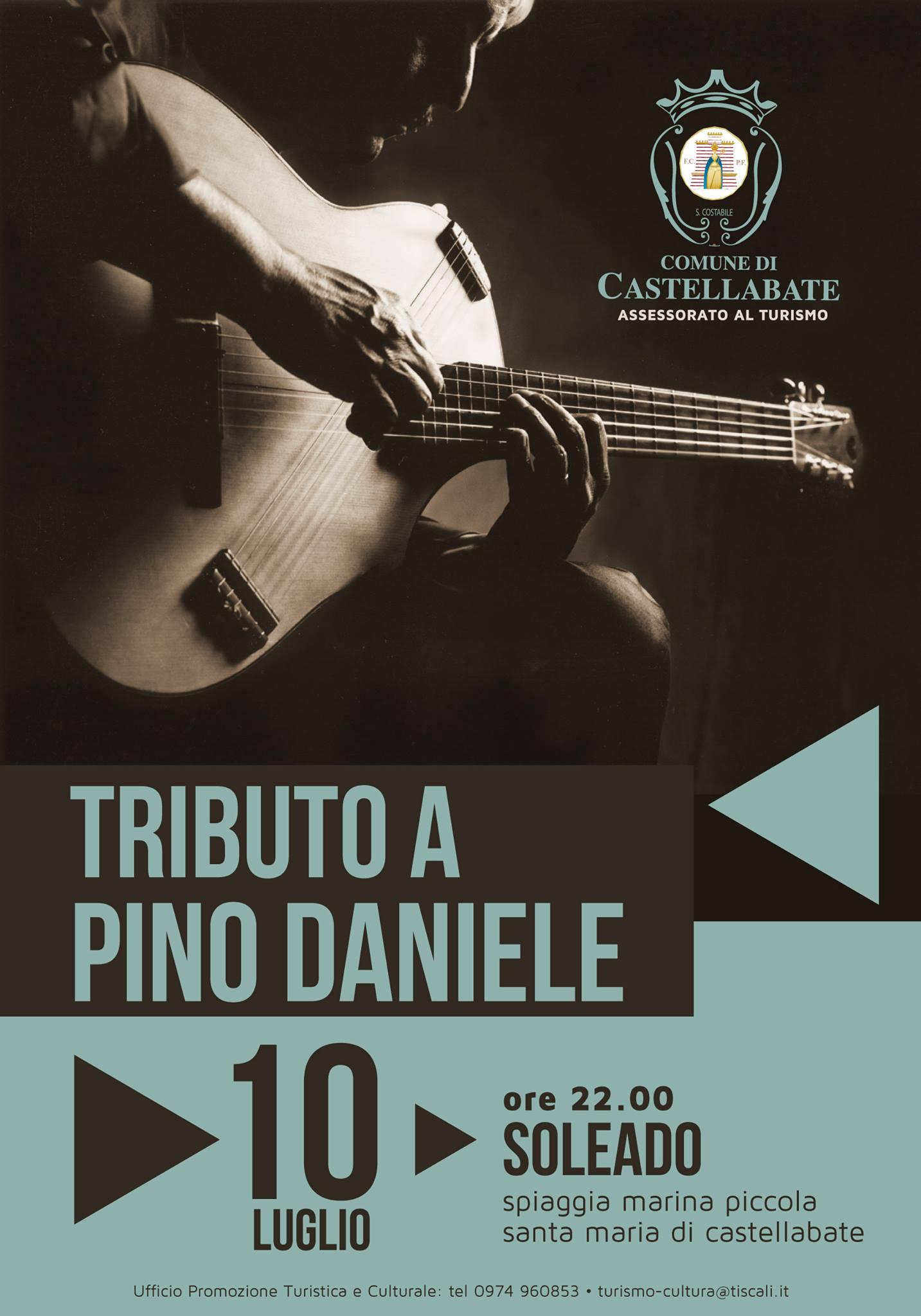 Soleado Live - Tributo a Pino Daniele