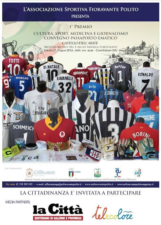 Festival del calcio castellabate 2016