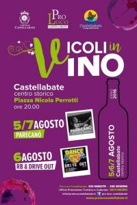 vicoli in vino castellabate agosto 2016