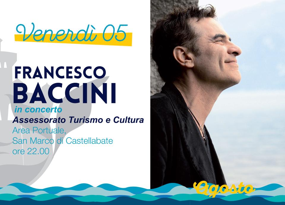 concerto baccini castellabate